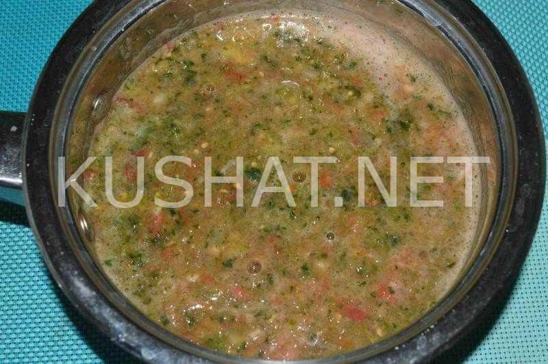 Армянская аджика на зиму. пошаговый рецепт с фото