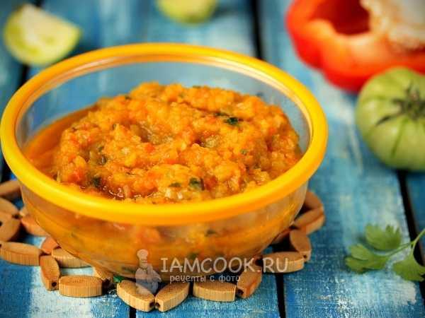 Икра из зеленых помидор на зиму: лучшие рецепты объедение с фото