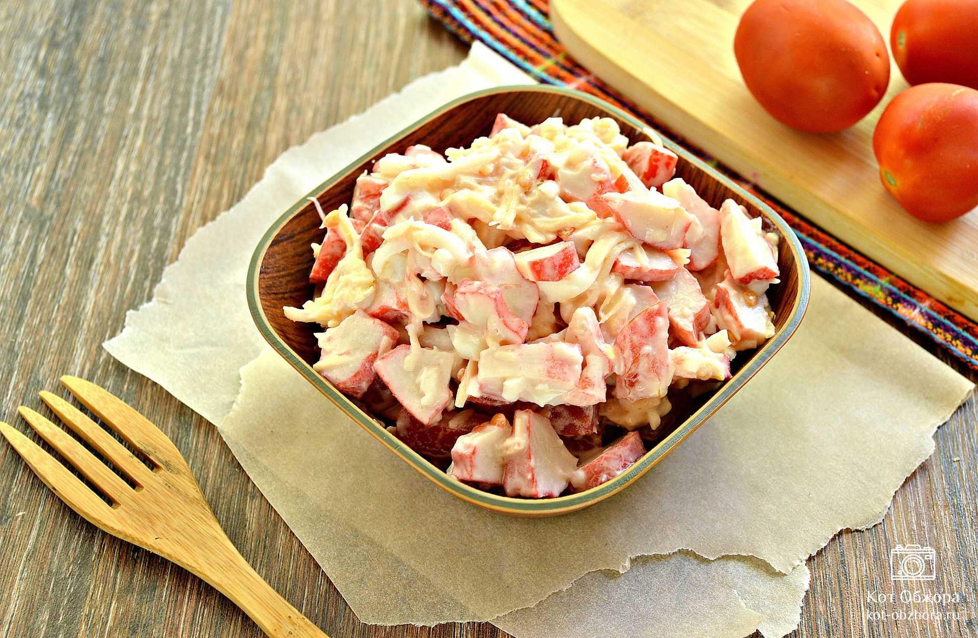 Салат из лапши быстрого приготовления – выбор опытных хозяек: рецепт с фото и видео
