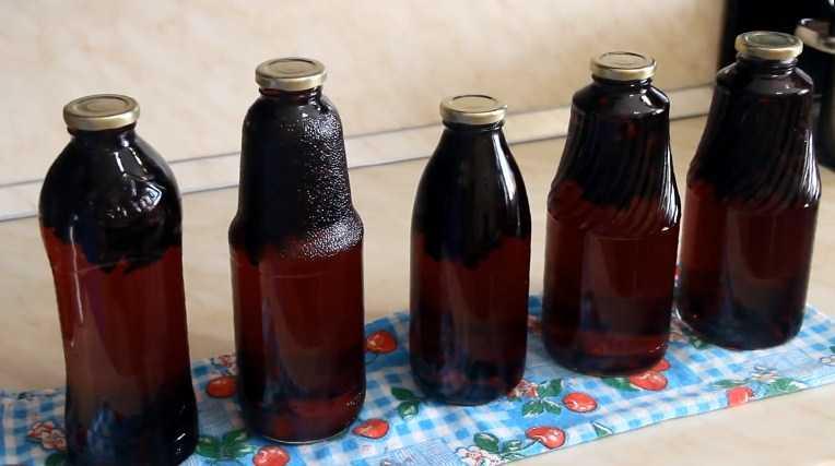 Компот из сухофруктов: пошаговый рецепт приготовления