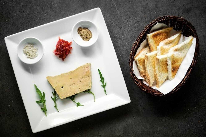 Салаты из паштета гусиного, вкусные рецепты с фото