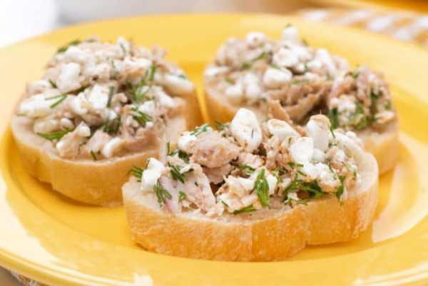 Паштет из тунца пошаговый рецепт быстро и просто от ирины наумовой