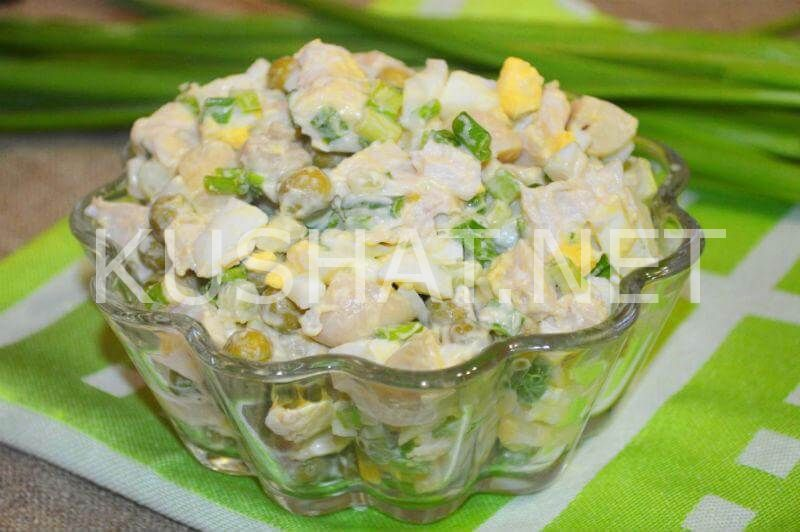 Салат лисичка с грибами под шубой рецепт с фото пошагово - 1000.menu