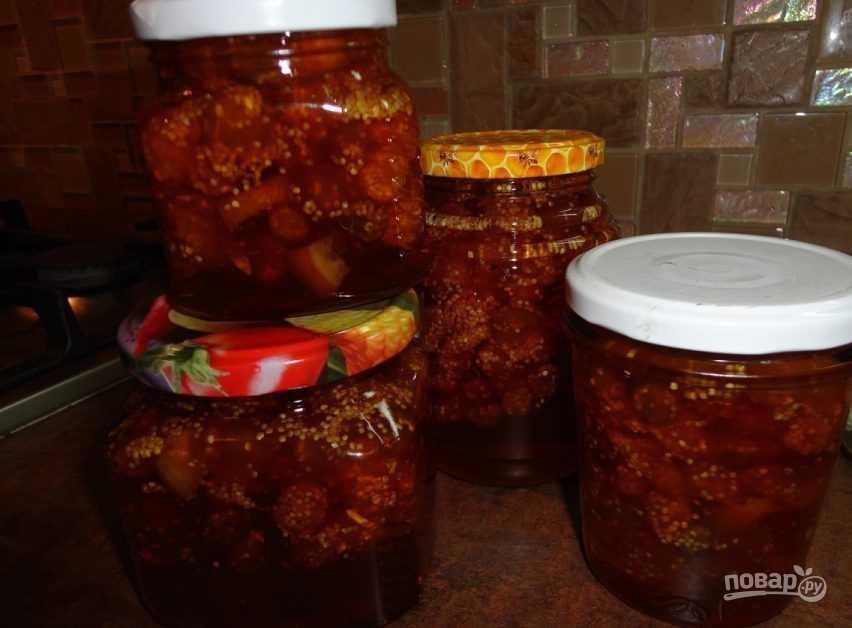 Физалис — рецепты вкусных заготовок на зиму