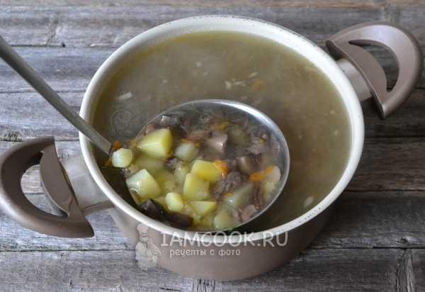 Пищевая ценность супов
