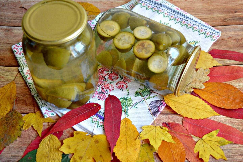 Компот из фейхоа на зиму — 8 вкусных и полезных рецептов