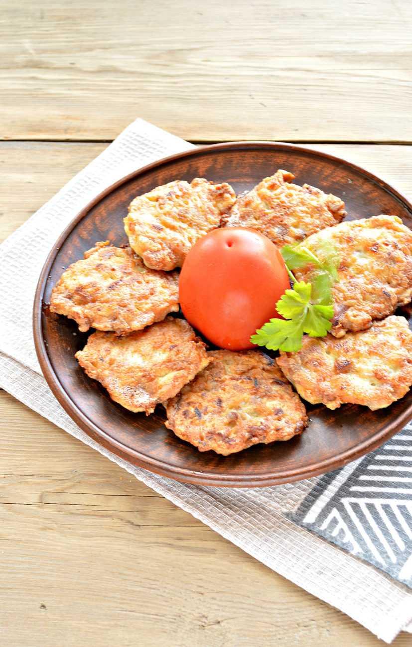 Мясо по албански из курицы