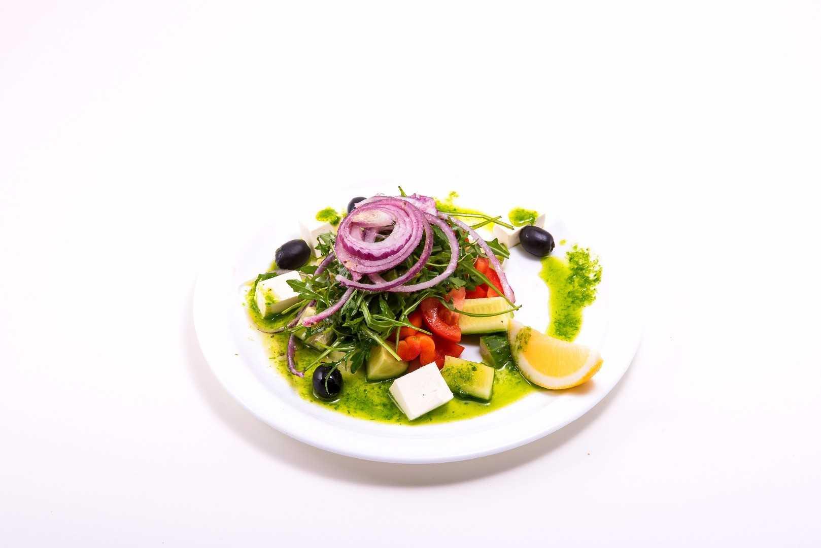 Салат с рисом и мясом криля рецепт с фото