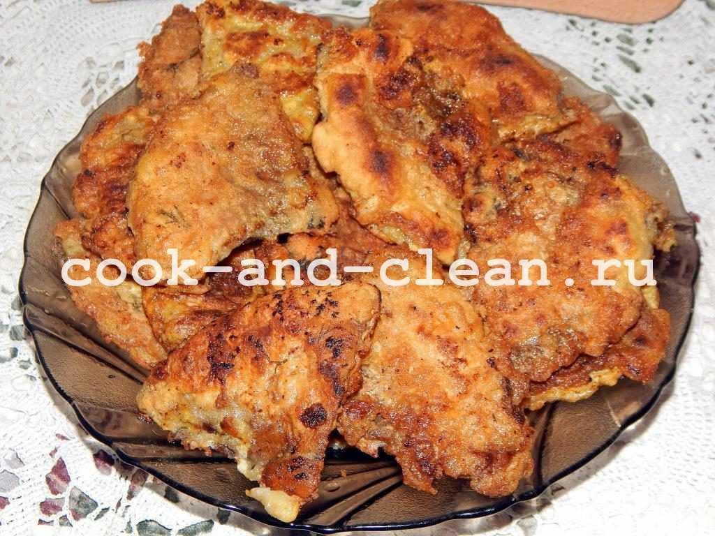 Как приготовить грибы зонтики в кляре: фото, рецепты, как жарить грибы для домашнего рациона