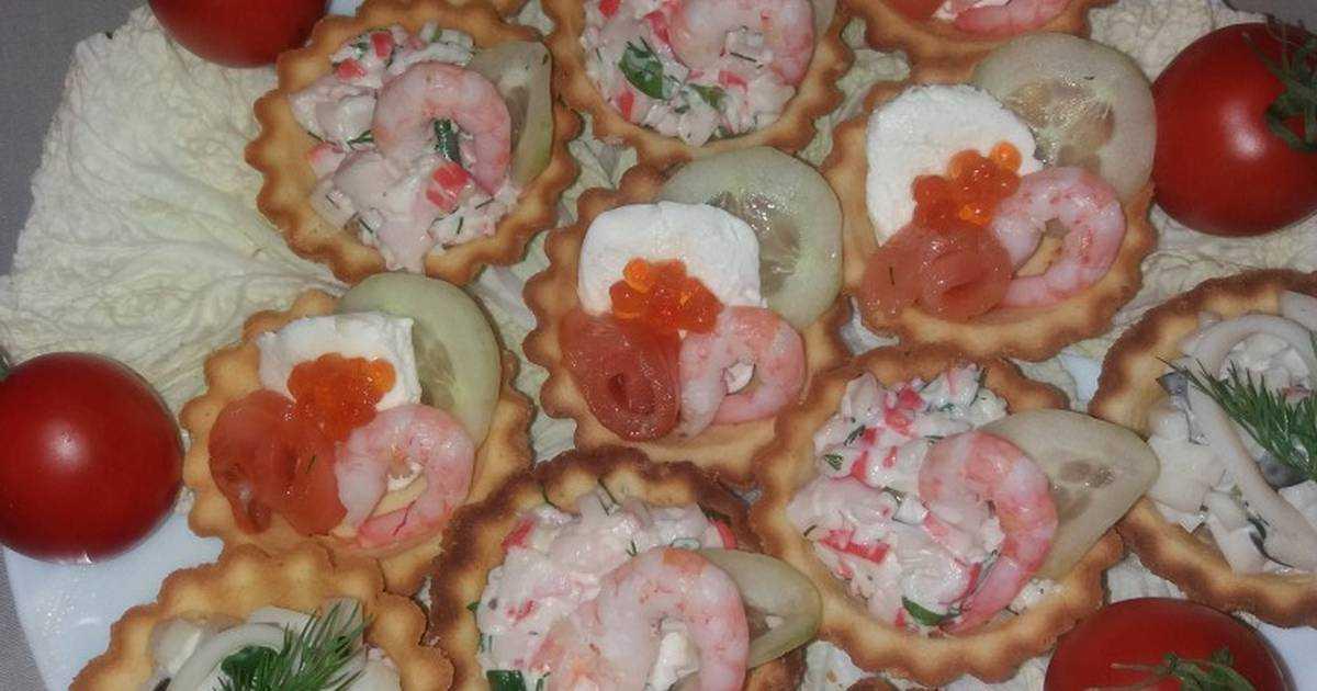 Тарталетки с курицей - 6 домашних вкусных рецептов приготовления