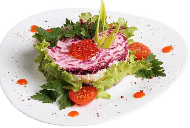 Салат граф рецепт с фото пошагово - 1000.menu