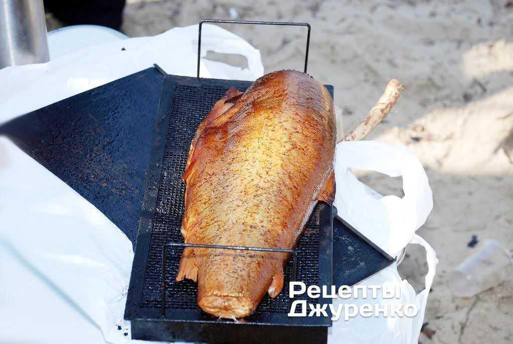 Форель копченая - царское блюдо в домашних условиях