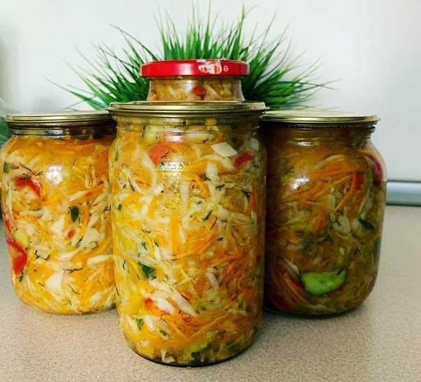 Венгерский салат рецепт с фото