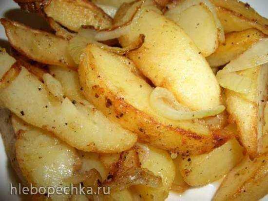 Картошка с грибами, жареная на сковороде – 5 рецептов с фото
