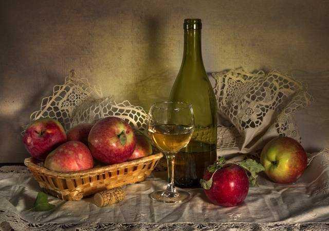 Вино из яблок в домашних условиях – простой рецепт приготовления яблочного вина