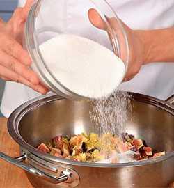 Джем из инжира: рецепты приготовления на зиму с фото