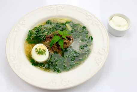 Как варить суп из крапивы — 7 самых вкусных рецептов
