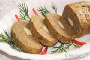 Паштет из печени индейки в домашних условиях: 5 рецептов