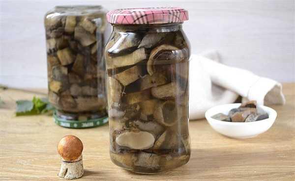 Соленые грибы: простые рецепты приготовления