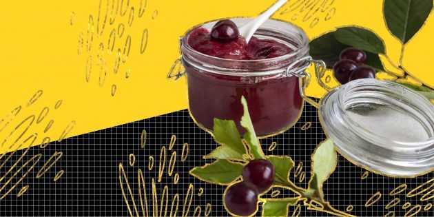 Сырое варенье из клубники без варки ягод: рецепт