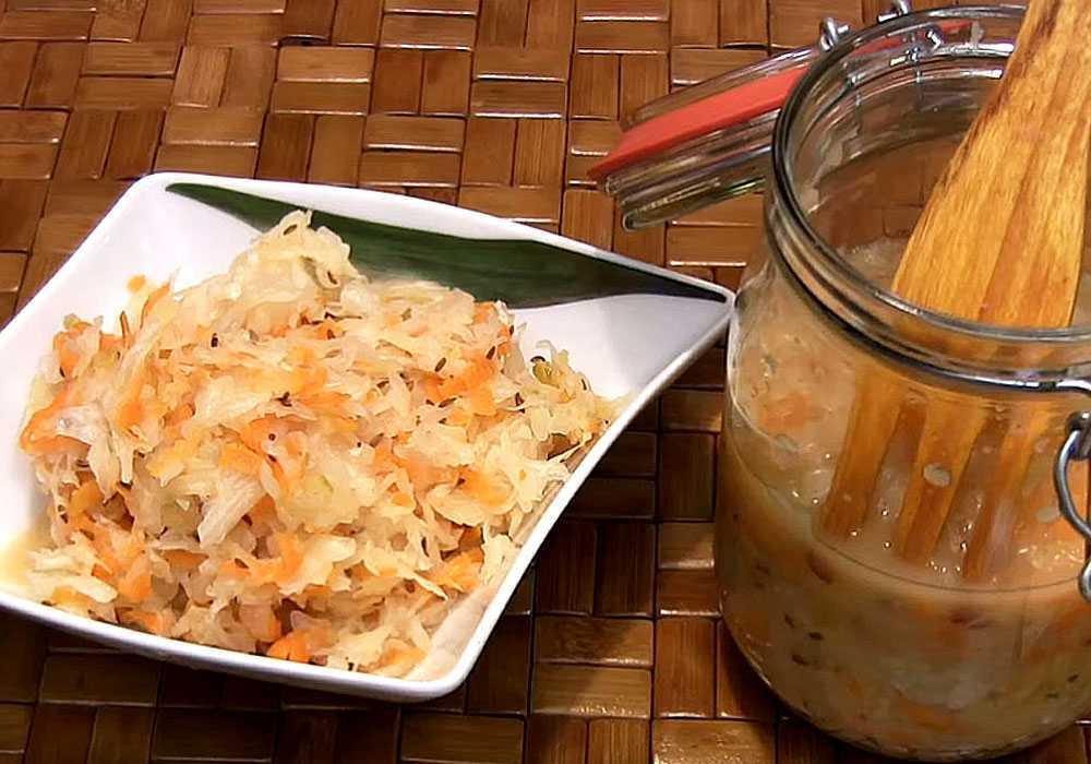 Капуста по гурийски – необыкновенно аппетитная и хрустящая: рецепт с фото и видео