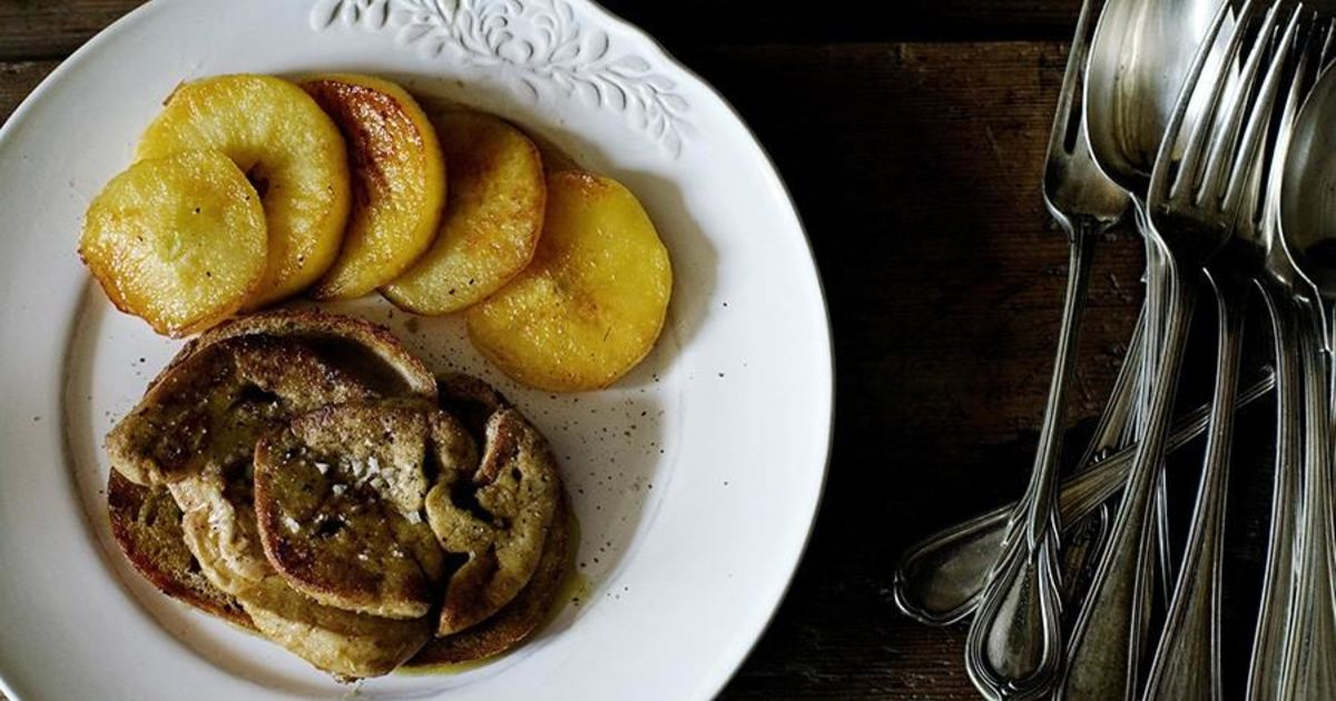 Салат из паштета гусиная печень, вкусные рецепты с фото
