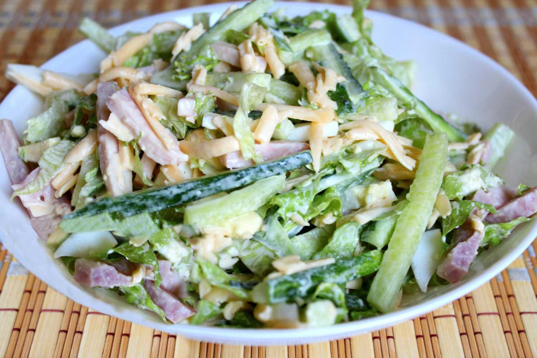 Салаты с пекинской капустой простые и вкусные рецепты