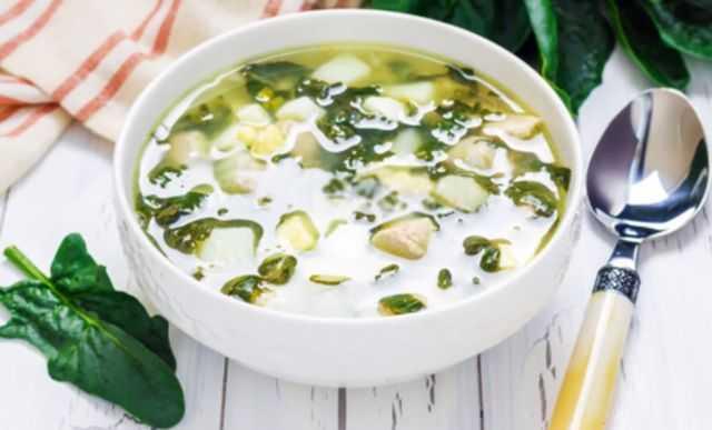 Зелёный борщ с щавелем: 5 классических рецептов