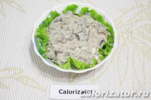 Грибной соус из сушеных грибов пошаговый рецепт