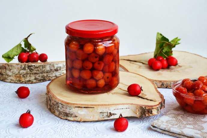 Варенье из боярышника - польза и 10 лучших рецептов