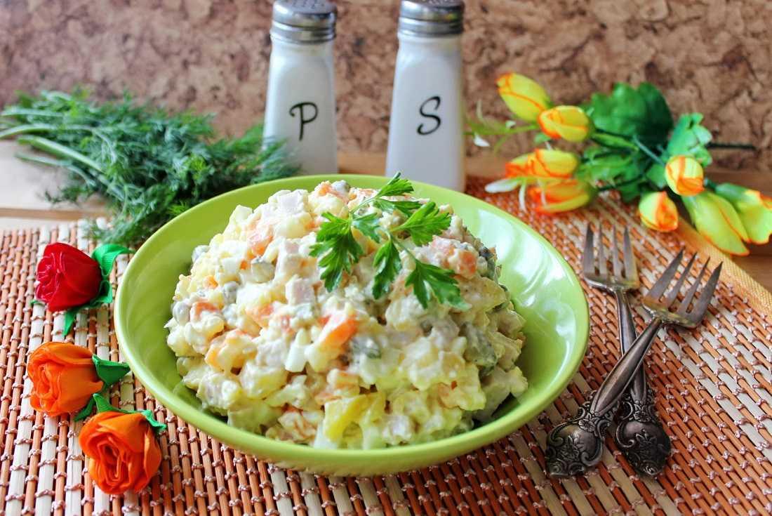 Теплый салат с говядиной — 7 рецептов из простых продуктов