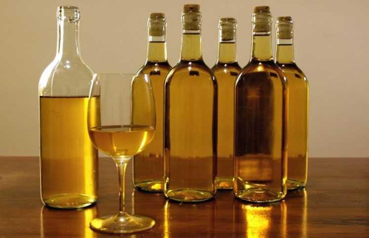 Готовим вино из изюма в домашних условиях