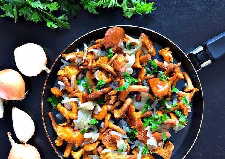 Жареные и вареные грибы: как правильно жарить, вкусно приготовить с луком, рецепты блюд, приготовление вареных, видео