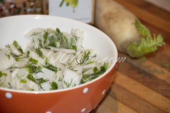 Маринованный дайкон — пошаговый рецепт с фото
