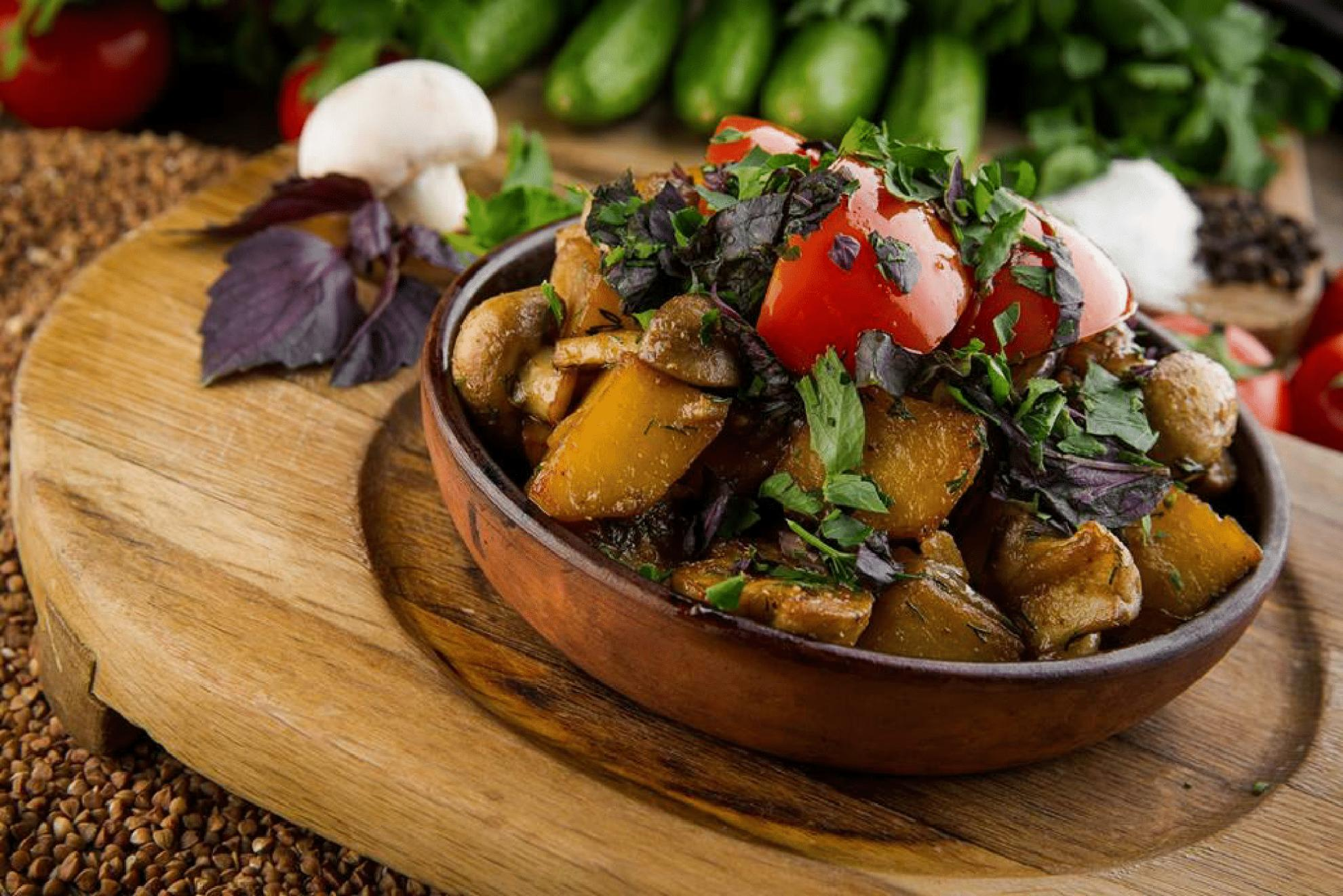 Салат из баклажанов (синеньких) на зиму 32 рецепта - 1000.menu