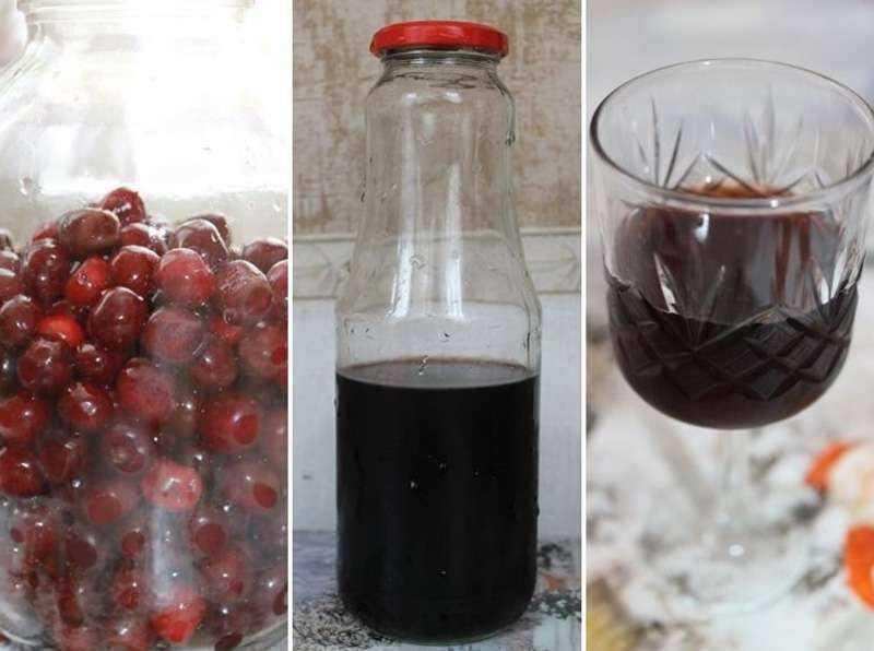 Старинные и новые рецепты домашней настойки из вишни