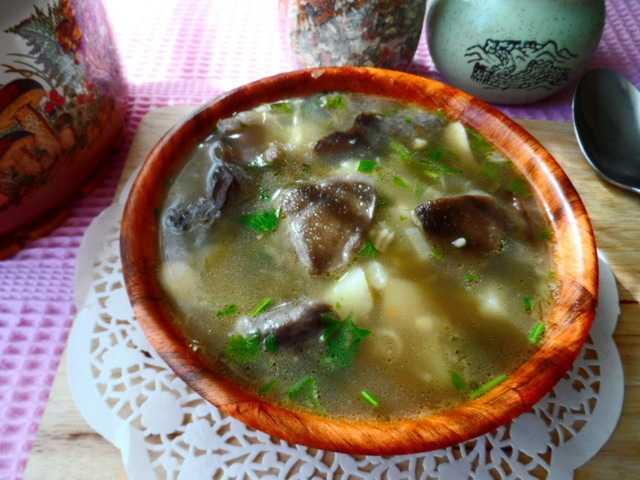 Пищевая ценность супов | все очень просто