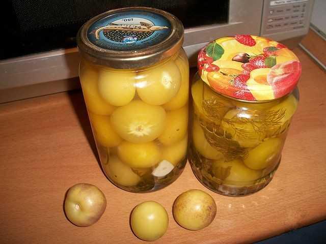 Что приготовить из физалиса овощного на зиму