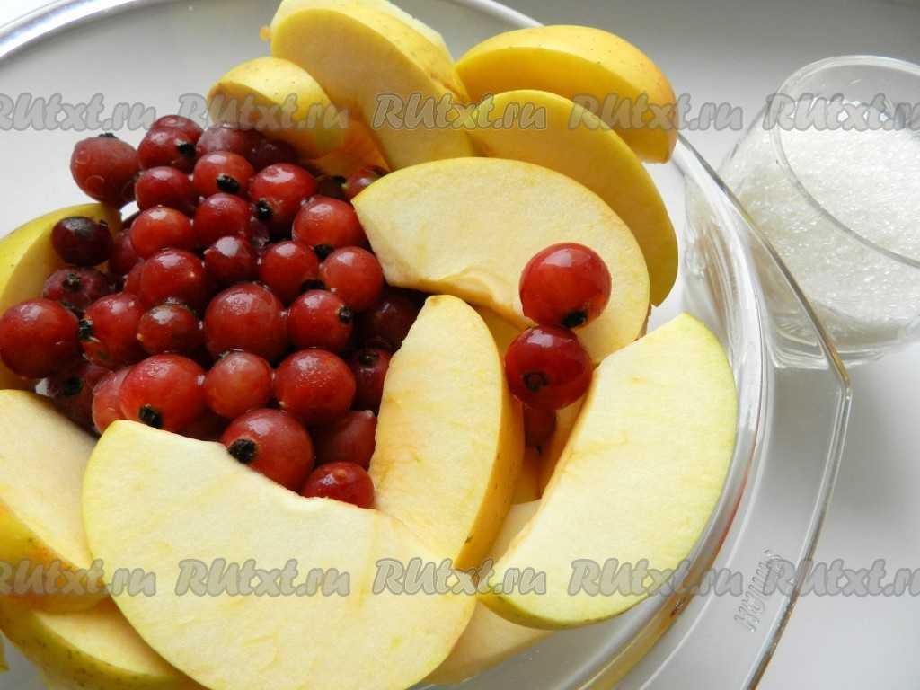 Компот из винограда свежего или замороженного - как сварить с яблоками, сливами или веточками