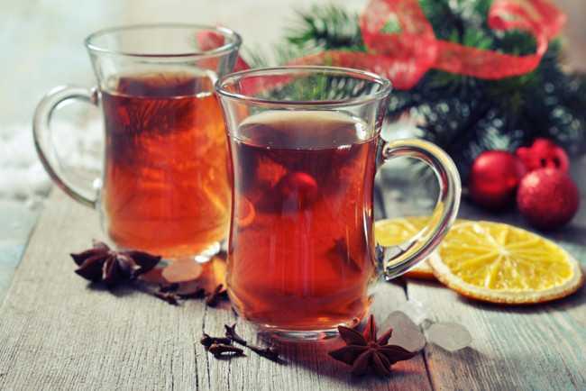 Чай с клюквой – полезные свойства и противопоказания | zdavnews.ru
