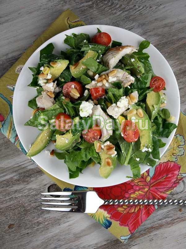 Салат с оливками и маслинами - 207 рецептов приготовления пошагово - 1000.menu