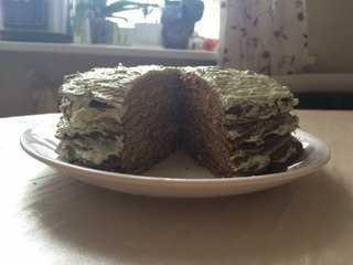 """Торт печеночный на 100 грамм. как приготовить самый вкусный печеночный торт. пищевая ценность и химический состав """"торт печёночный"""""""