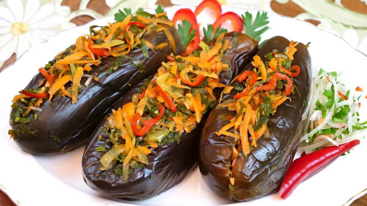 Баклажаны по-грузински: 11 самых вкусных рецептов быстрого приготовления