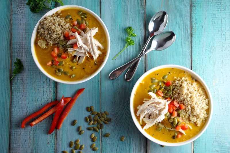 Суп с клёцками (галушками) домашний рецепт с пошаговым фото