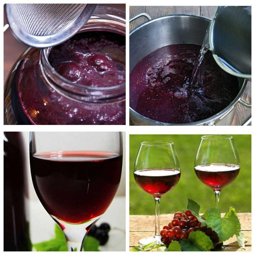 Вино из варенья: лучшие рецепты и хитрости приготовления