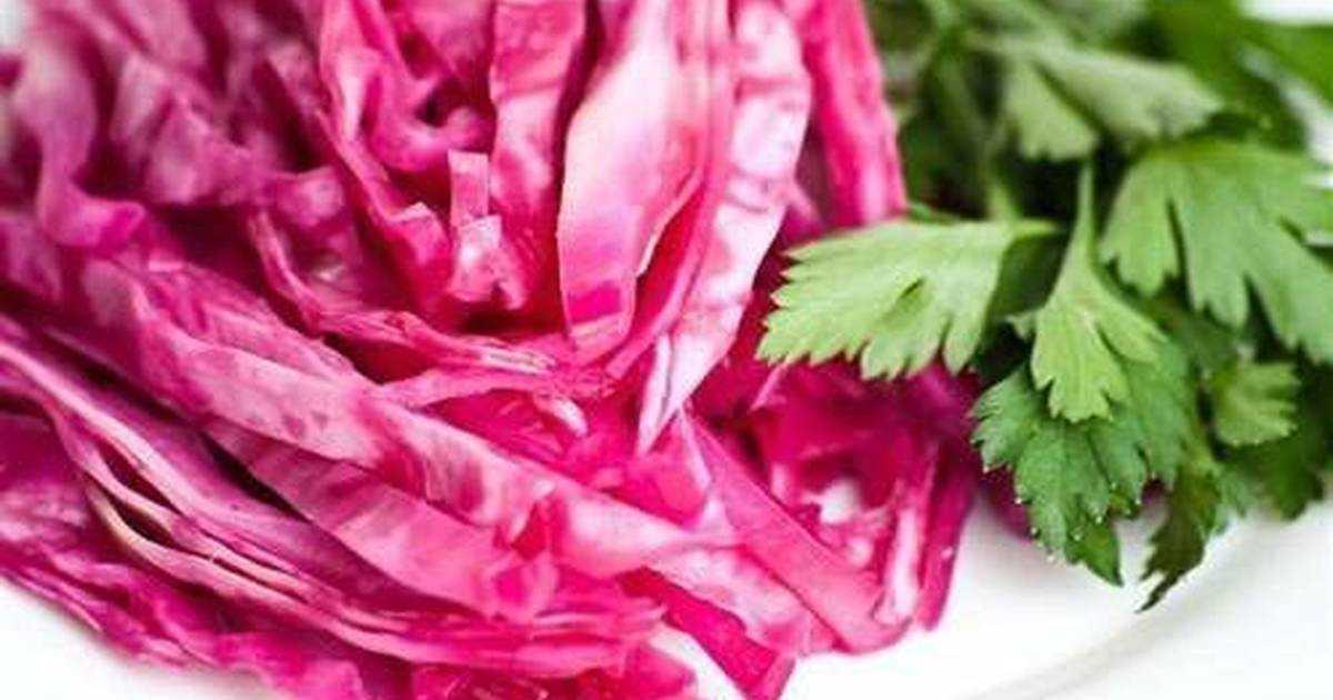 Маринованная капуста по-грузински со свеклой: рекомендации и рецепты приготовления