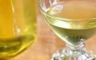 Настойка акации белой: применение и рецепт на водке и спирту