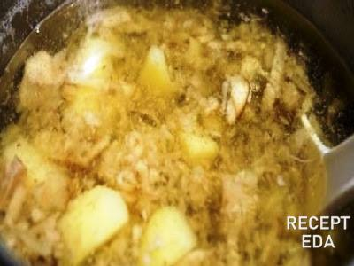 Как приготовить суп груздянку?