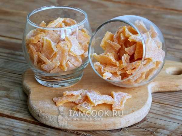 Топ 2 простых рецепта цукатов из дынных корок на зиму в домашних условиях