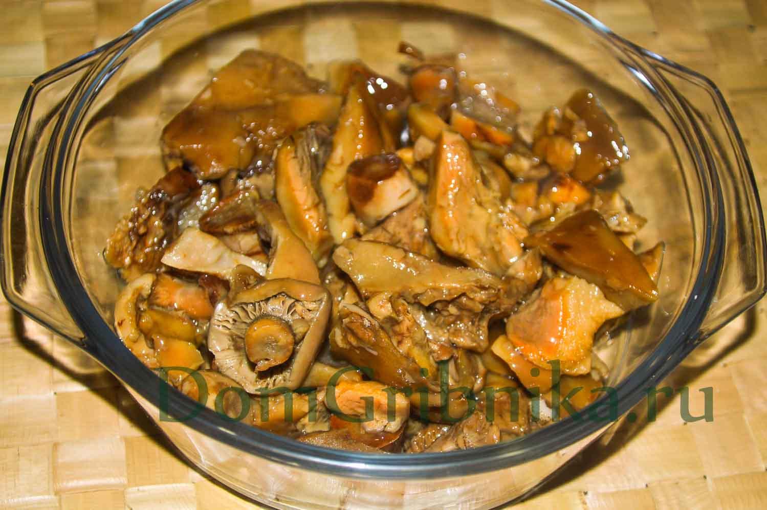 Пирог с груздями: солеными и свежими, с картошкой и луком, рецепты с фото